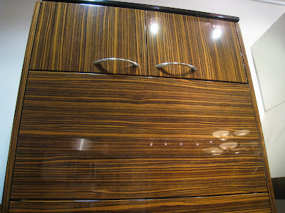 Cococozy Exotic Woods And Veneers Make A Bold Statement