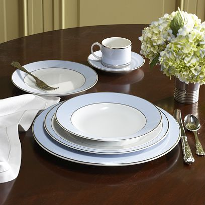 COCOCOZY: CHEAP TO CHIC: ON THE EDGE WITH A CLASSIC DINNERWARE ...
