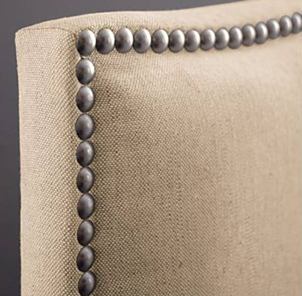 Brushed Pewter Nailhead Trim#%