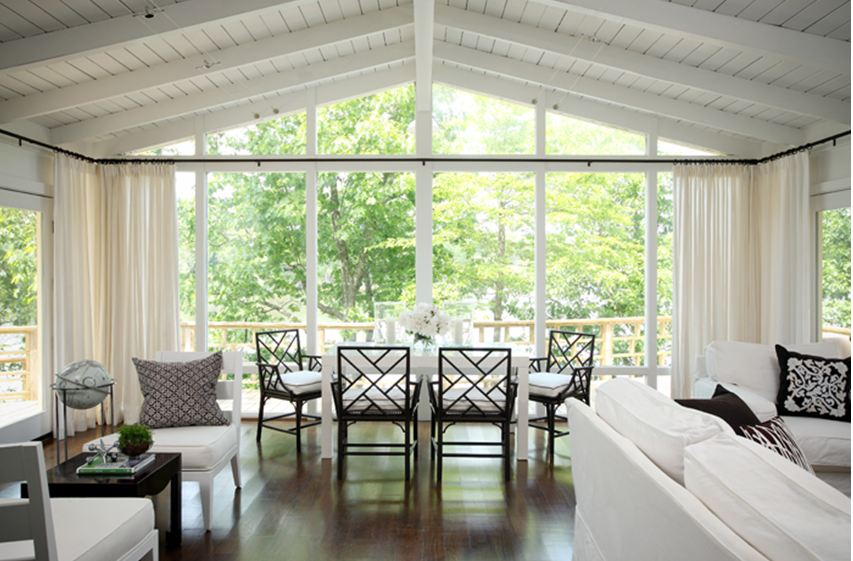 COCOCOZY: SEE THIS HOUSE: A LIGHT FILLED LAKE HOUSE IN ARKANSAS!