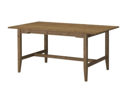 Cheap to chic top 20 dining tables i 39 m liking today plus one more nbaynadamas furniture - Expandable dining table ikea ...