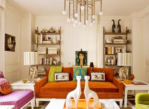 Designer digs home furnishing guru jonathan adler 39 s nyc for Jonathan adler interior design