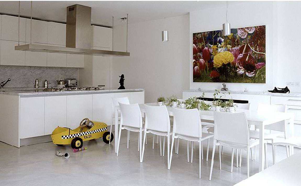 A Fresh Fashionable Open Kitchen And Why I Should Have