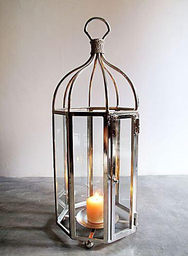 Nickle lantern