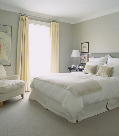 cococozy bare walled bedrooms simply serene sleeping