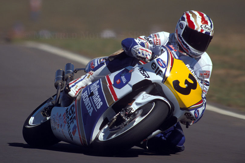 Racing Helmets Garage Arai Rx 7 Rr4 Mick Doohan 1989 1994