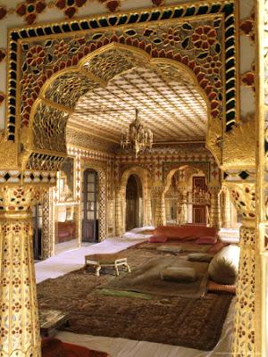 Akbar The Great Palace artnlight: Jodha Akbar