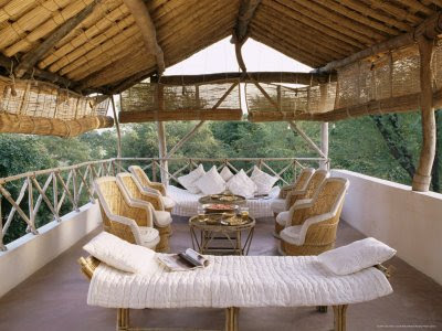 Artnlight country living indian style - Deco terrasse ...