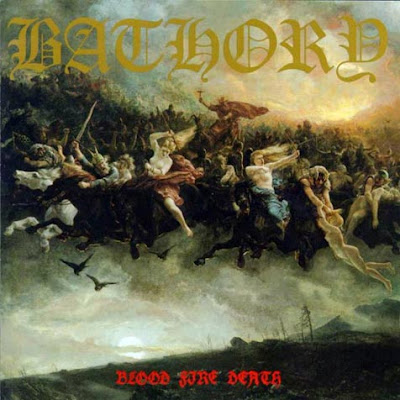 Bathory – Hammerheart Black Metal Band