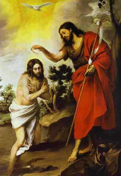 Parroquia cristo rey quot bautismo de jesus en el jordan