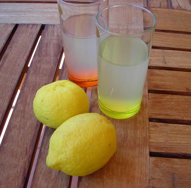 bichieri e limoni