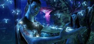 Pelicula Avatar en 4D