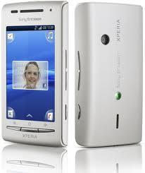 Sony Ericsson Xperia X8 Un celular como pocos
