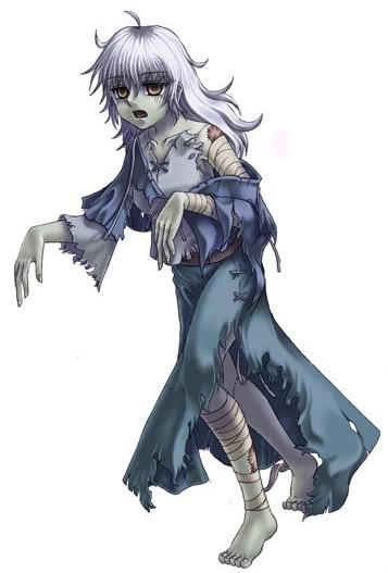 anime zombie