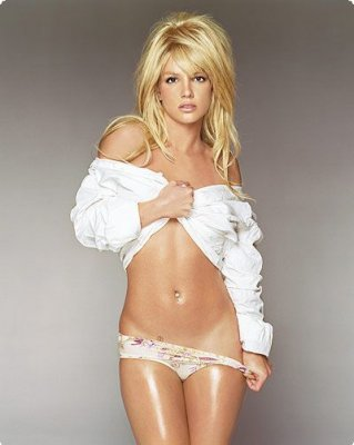 britney spears nude crotch
