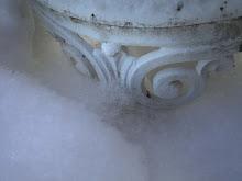 Underbar vinterbild