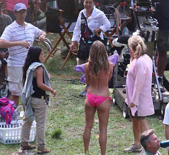Fotos Jennifer Aniston En Bikini Para Nueva Pel Cula