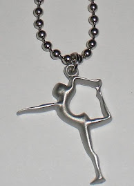 Dancer's Pose Pendant
