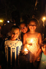 EARTH HOUR LA CEIBA