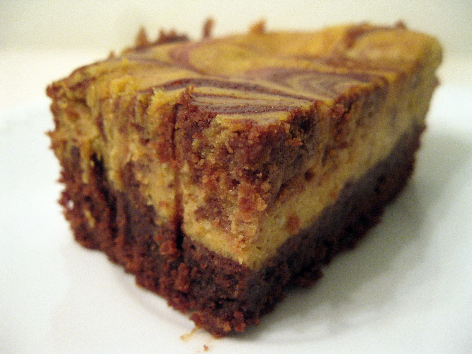 Bitchin' Kitchen: Pumpkin Spice Cheesecake Brownies