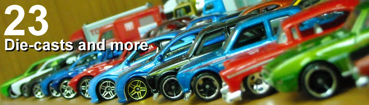 23: The Die-cast Blog