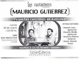 Mauricio y Damian en Mendoza
