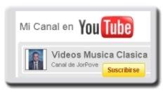 Visite Mi Canal en You Tube