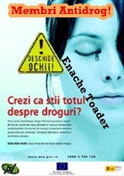 stop drogurilor