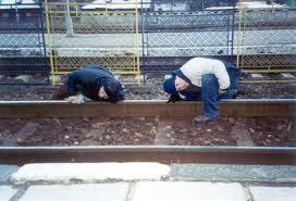 se doarme bine pe calea ferata