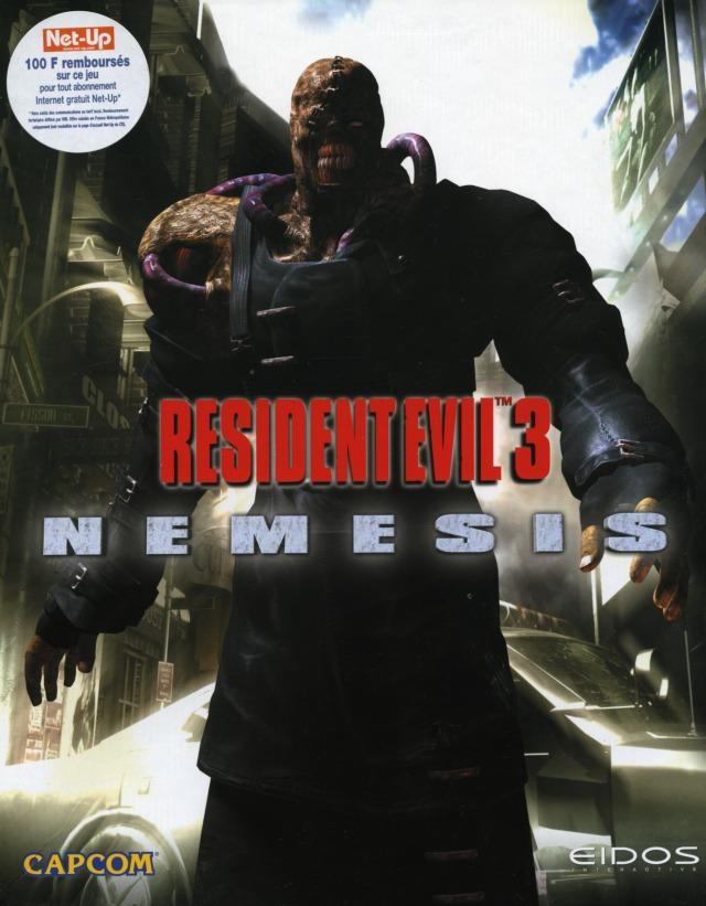 download Resident Evil 3