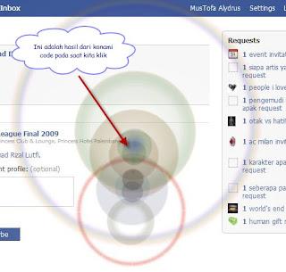 facebook konami code