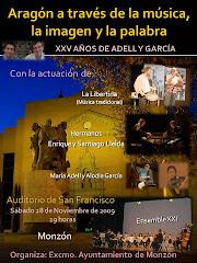 XXV AÑOS DE ADELL Y GARCÍA