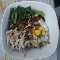 Indomie Ayam + Telur