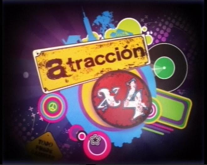 ATRACCION X 4 LOPILATO LUISANA CAMILA BORNABA las ex rebelde way vuelven a la tv