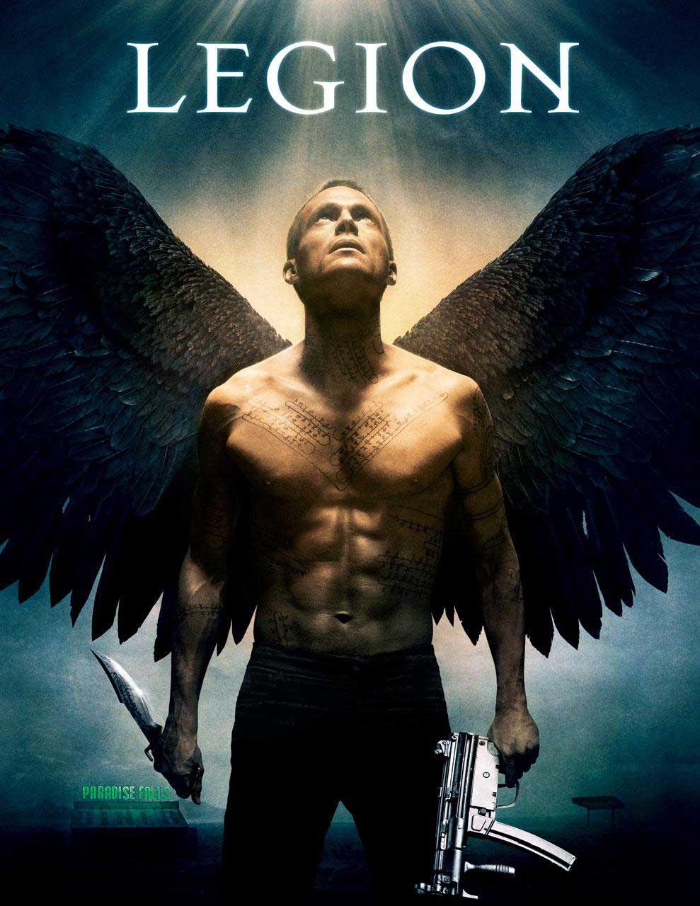 LEGION DE ANGELES - ESTRENO 3 DE JUNIO