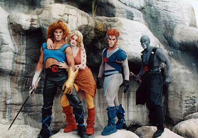 Thundercats Live Action on De La Luz    Confirmado  Thundercats The Movie No Ser   Live Action