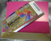 Билеты на Евровидение в Продаже