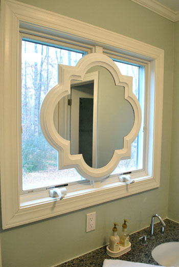 Design thoughts mirror mirror for Normal window design