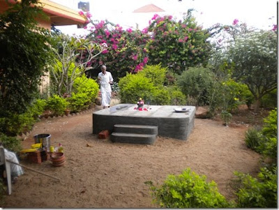 Hindu ceremony burial cremation