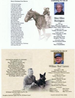 Patrick McNally Memorial Folder