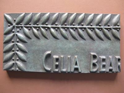 bronze memorial art