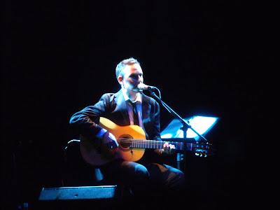 Jorge Drexler en concierto: Lima 15 de Mayo 2009