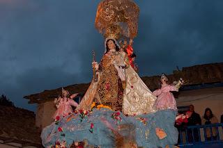 La mamacha Carmen