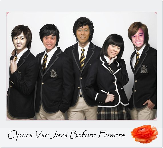 Boys Over Flowers Songs