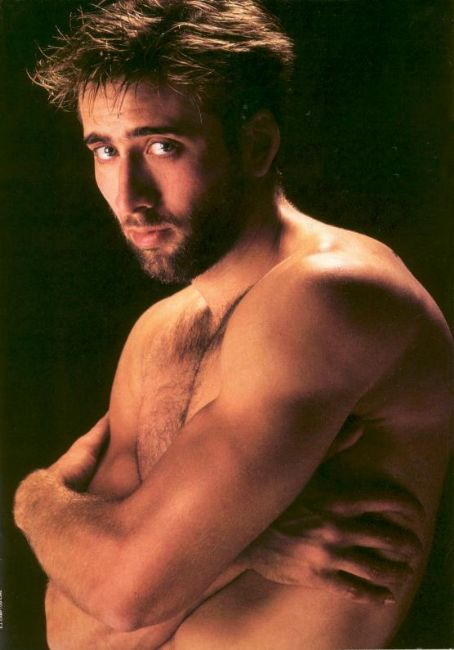 Nicholas Cage was attractive once?