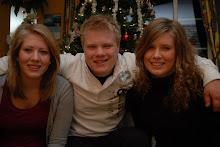 Synnøve, Jarle og Irene