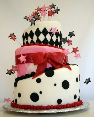 Birthday Cakes Gallery