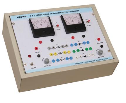 Zener Diode Apparatus PN Junction / Zener Di...