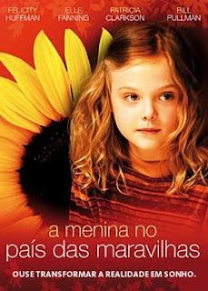Filme A Menina no País das Maravilhas DVDRip RMVB Dublado