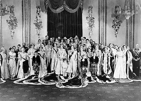 queen elizabeth ii coronation. queen elizabeth ii coronation